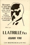 POLITIQUE - Carte Postale - Poincaré - Carte à Système - L 29749 - Satirical