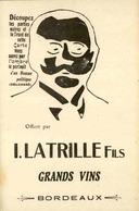 POLITIQUE - Carte Postale - Portrait D 'un Homme Politique - Carte à Système - L 29750 - Satirical