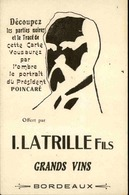 POLITIQUE - Carte Postale - Poincaré - Carte à Système - L 29751 - Satirical