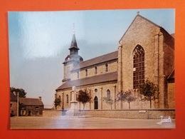-Plemy-La Place De L'eglise- - Sonstige Gemeinden