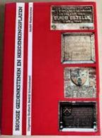 Brugse Gedenkstenen En Herdenkingsplaten - Books, Magazines, Comics