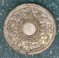 Thailand 1 Satang, 2485 (1942) -0325 - Thailand