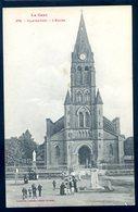 Cpa Du 32  Plaisance église    JM9 - Autres Communes