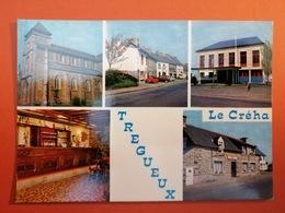 -Tregueux-L'eglise-le Tabac Etesse-le Bar Hervé-Le Creha- - Frankreich