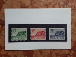 NORVEGIA 1953 - Capo Nord Nn. 345/57 Nuovi ** + Spese Postali - Nuovi