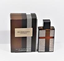 Miniatures De Parfum BURBERRY  LONDON  EDT For Men 4.5 Ml + Boite - Miniatures Modernes (à Partir De 1961)