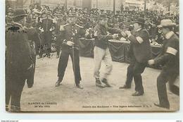 PARIS - Marche De L'Armée 29 Mai 1904 - Galerie Des Machines - Une Légère Défaillance - Francia