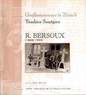 Grafkunstenaar Te Zinnik - Tombier Sonégien - R. Bersoux (1898-1955) - Livres, BD, Revues