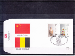 België / Chine - Joint Issues