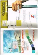 L'Usine - Infos Industrielles & Commerciales N° 1014 - SAM Forges Stéphanoises Chaleur Force Motrice Machine-outil Outil - Books, Magazines, Comics