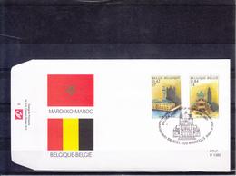België / Marokko - Joint Issues