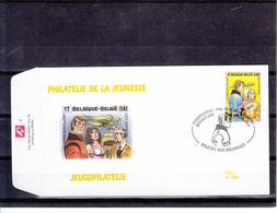 België / FDC - Contes, Fables & Légendes