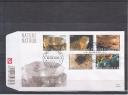 België / FDC - Minerals