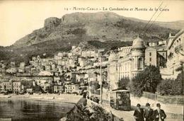 MONACO - Carte Postale - La Condamine Et Montée De La Costa - L 29758 - La Condamine