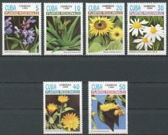 Cuba 3357/3362 ** MNH. 1994 - Cuba