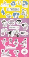 3 CPM  éditions FLEURUS - Comics