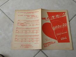 Chanson Du Coeur Brisé ( The Song Of Songs) -(Paroles Maurice Vaucaire)-(Musique Clarence Lucas & Moya) Partition - Liederbücher