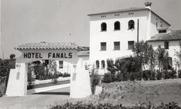 SPAGNA-HOTEL FANALS-REAL PHOTO-1956 - Gerona