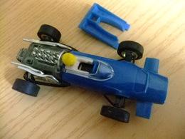 SCALEXTRIC EXIN  MC LAREN Azul C 43 - Carros