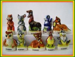 Bambi Fête Les Rois   ..Série Complète.. Ref : AFF 48-1995 (pan 0022) - Disney