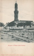 Sudan  WHADI-HALFA  Mosque   Su 746 - Sudán