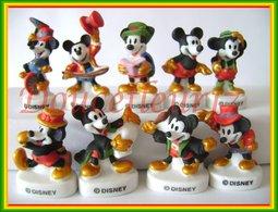 Mickey Fait Son Show Mat... Série Complète De 9  ...Ref AFF : 29-2010 ..(pan 0019) - Disney