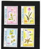 POL1856 DÄNEMARK - FÄRÖER 1988  Michl 162/65 ** Postfrisch SIEHE ABBILDUNG - Färöer Inseln