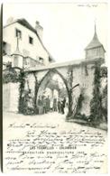 LES TOURELLES - COLOMBIER - EXPOSITION D'AGRICULTURE 1902 Cpa Animée - NE Neuchatel
