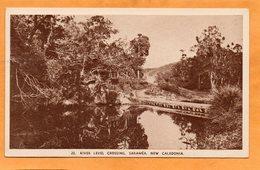 Saramea New Caledonia 1940 Postcard - New Caledonia