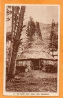 Couli New Caledonia 1940 Postcard - New Caledonia