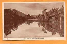 Coulee New Caledonia 1940 Postcard - New Caledonia