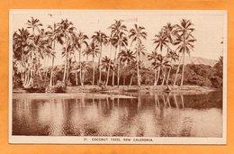 New Caledonia 1940 Postcard - New Caledonia