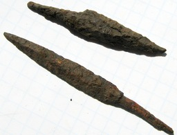 Ancient Vikings Arrowheads 9-13 Centuries - Archaeology