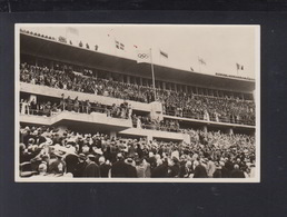 Dt. Reich AK Olympia 1936 Führerloge Adolf Hitler - Olympic Games