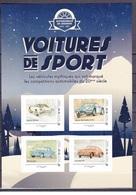 France 2018 - Collector - Voitures De Sport Mnh - Francia