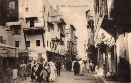 FEZ - 155 1-  JUDAICA. Grand'Rue Du Mellah. 1926 - Fez (Fès)