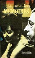 Jeanneke Boon Memoires - Livres, BD, Revues