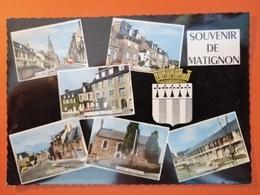 -Souvenir De Matignon-Multi Vues- - France