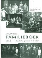 Familieboek Deel 2 - Haaltertse Gezinnen In De Kijker. - Andere