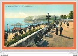 A698 / 285  MONTE CARLO Les Terrasses - Monaco