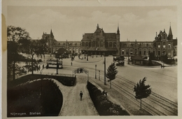 Nijmegen // Station Met Tram 19?? - Nijmegen