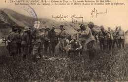 CAMPAGNE DU MAROC - 499 2 - Colonne De Taza- Une Journée Historique 16 Mai 1914- La Jonction Des 3 Marocs Orient.... - Sonstige
