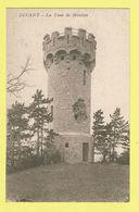 * Dinant (Namur - Namen - La Wallonie) * La Tour De Montfort, Toren, Tower, Rare, Old, CPA, Unique, Parc - Dinant