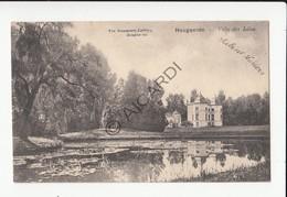 Postkaart/Carte Postale HOEGAARDEN Villa Des Lilas 1901  (C457) - Hoegaarden