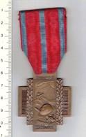 M C - Médaille De La Guerre 1914-1918 - Salus Patriae Suprema Lex - 1914-18