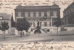 Postkaart/Carte Postale HOEGAARDEN Maison Communale (C449) - Hoegaarden