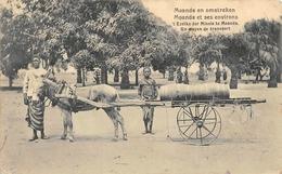 Moanda Et Ses Environs - Un Moyen De Transport GABON - Gabon