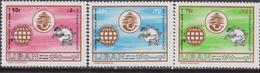Libano Lebanon 1981 ** Mi.1296/98 Mondo Post Verein Universal Postal Union Wpv UPU - UPU (Union Postale Universelle)
