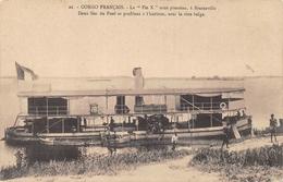 Congo Français Le Pie X Sous Pression à Brazzaville - Brazzaville