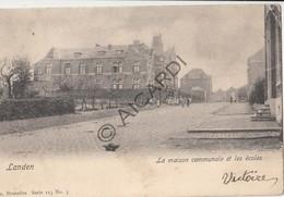 Postkaart/Carte Postale LANDEN La Maison Communale  (C443) - Hoegaarden